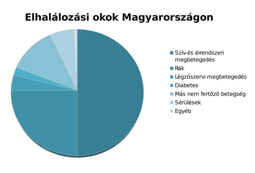 Halálozási Okok Magyarországon